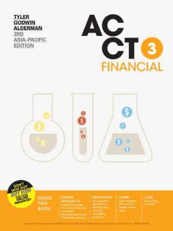 Acct3 Financial 3rd Edition