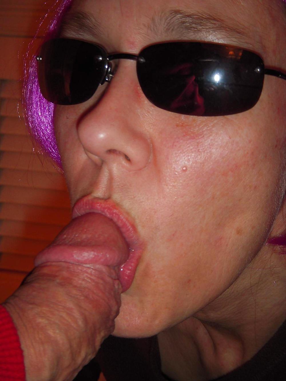 Amateur mature milf blowjob-6415