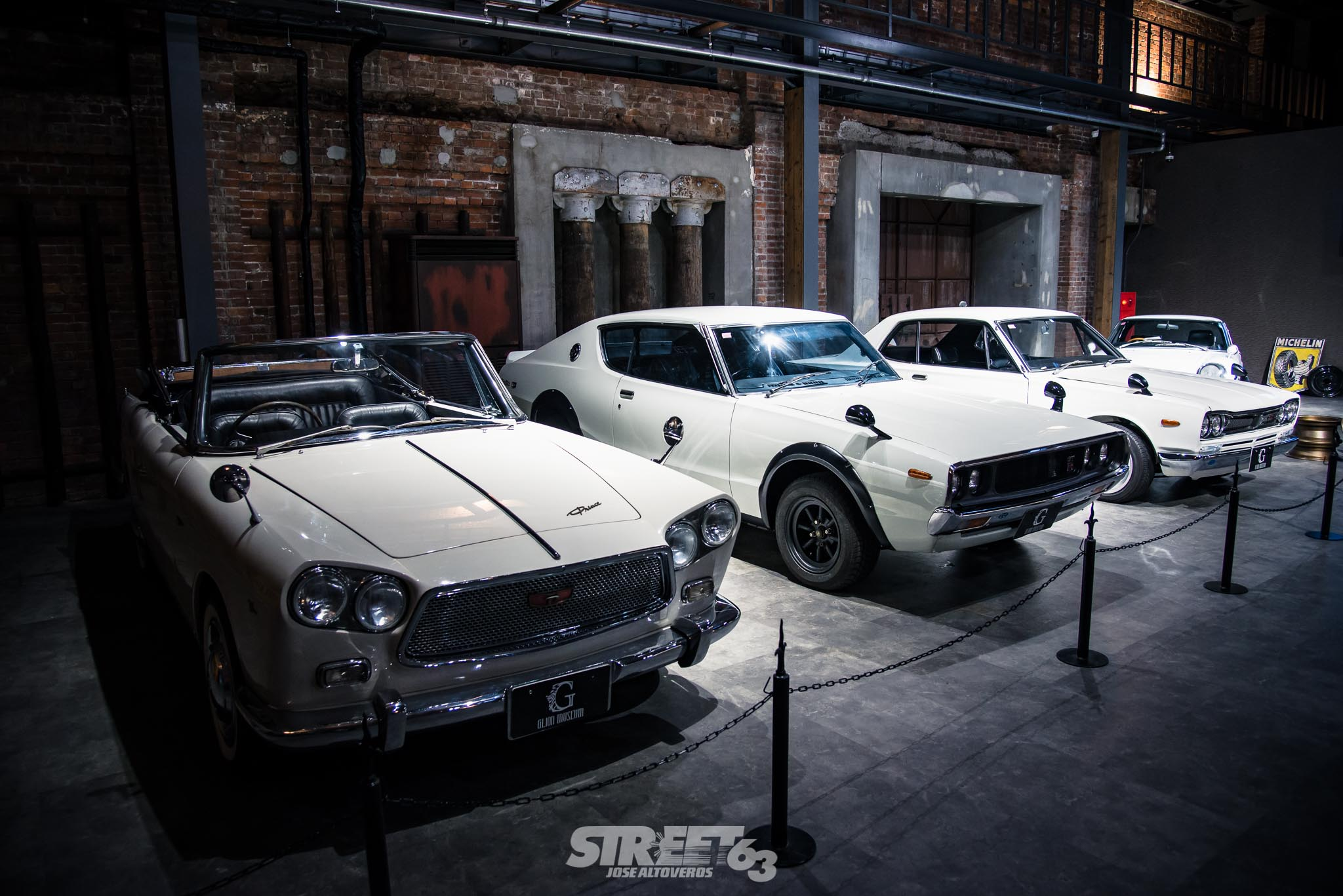 **Automotive History and Obscura on Display:** Osaka's Glion Museum