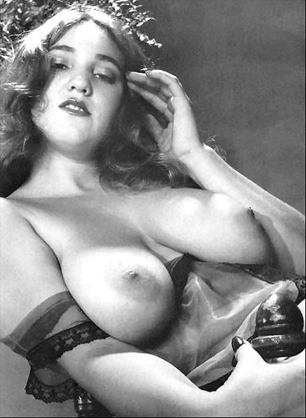 Retro big boobs pics-7252