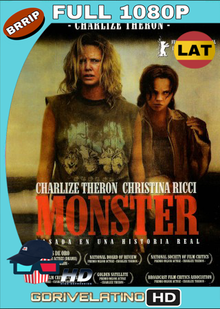 Monster Asesina En Serie (2003) BRRip Full 1080p Audio Trial Latino-Castellano-Ingles MKV