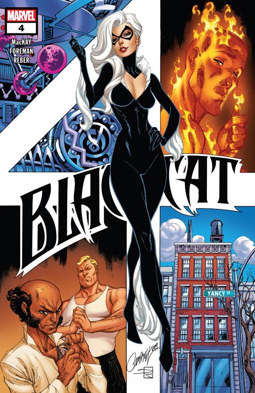 Black Cat #1-7 + Annual (2019-2020)