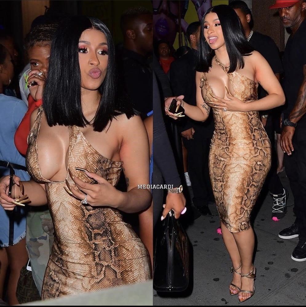 Naked pictures of cardi b-7870