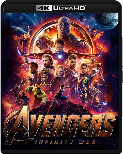Avengers: Wojna bez granic / Avengers: Infinity War (2018) MULTi.REMUX.2160p.UHD.Blu-ray.HDR.HEVC.ATMOS7.1-DENDA / DUBBING i NAPISY PL