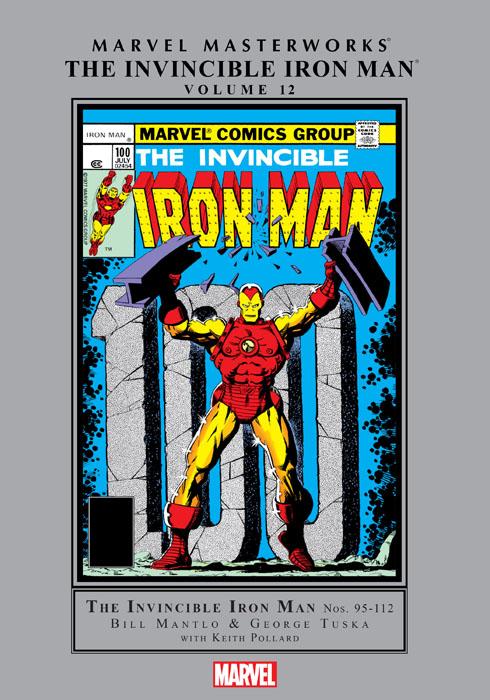 Marvel Masterworks - The Invincible Iron Man v12 (2019)