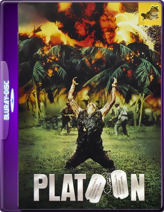 Pelotón (1986) Brrip 1080p (60 FPS) Latino / Inglés