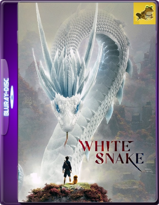 White Snake (2019) Brrip 1080p (60 FPS) Chino Subtitulado