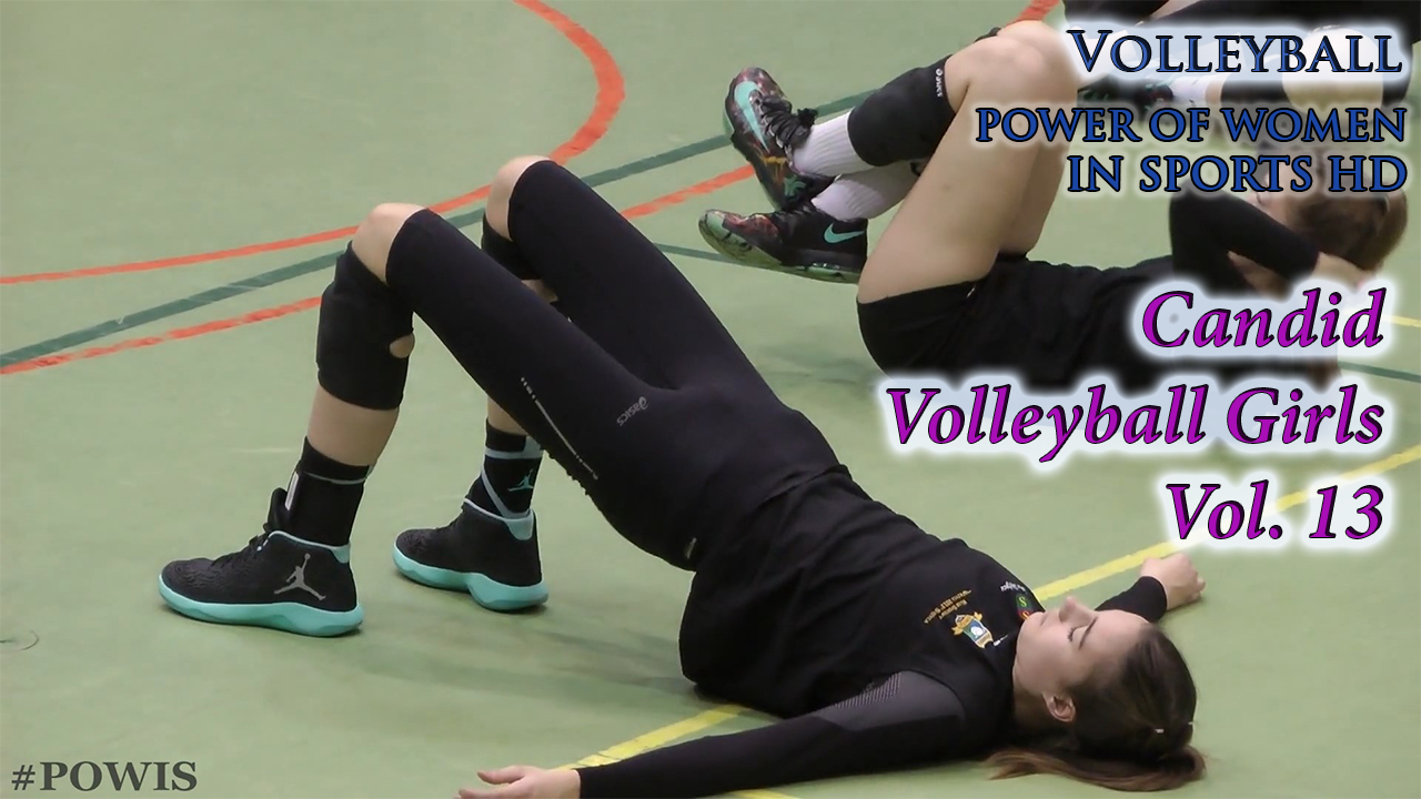 Beauty in Sports #Volleyball Vol. 13