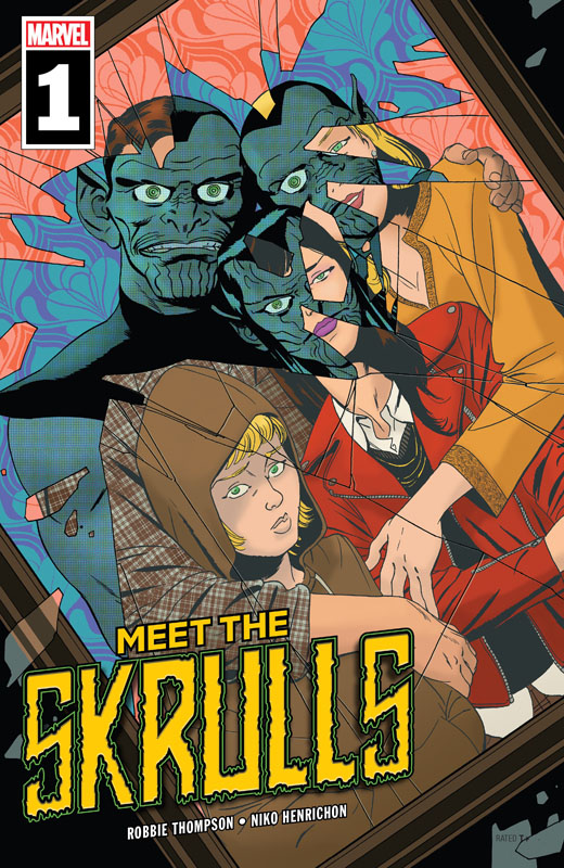 Meet The Skrulls #1-3 (2019)