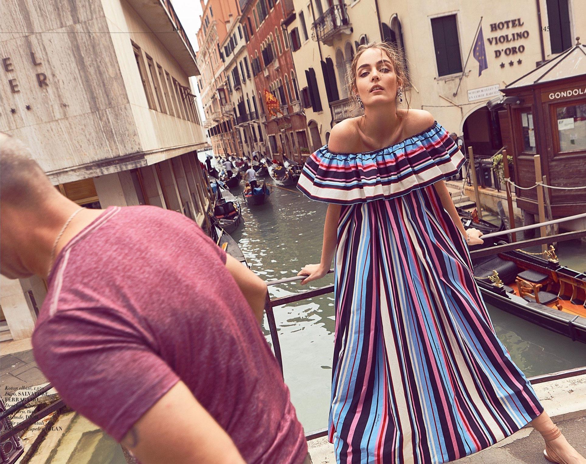 Гуляем по Венеции с Жужанной / фото 04