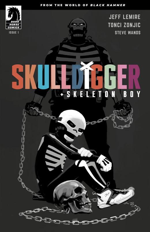 Skulldigger and Skeleton Boy #1-3 (2019-2020)