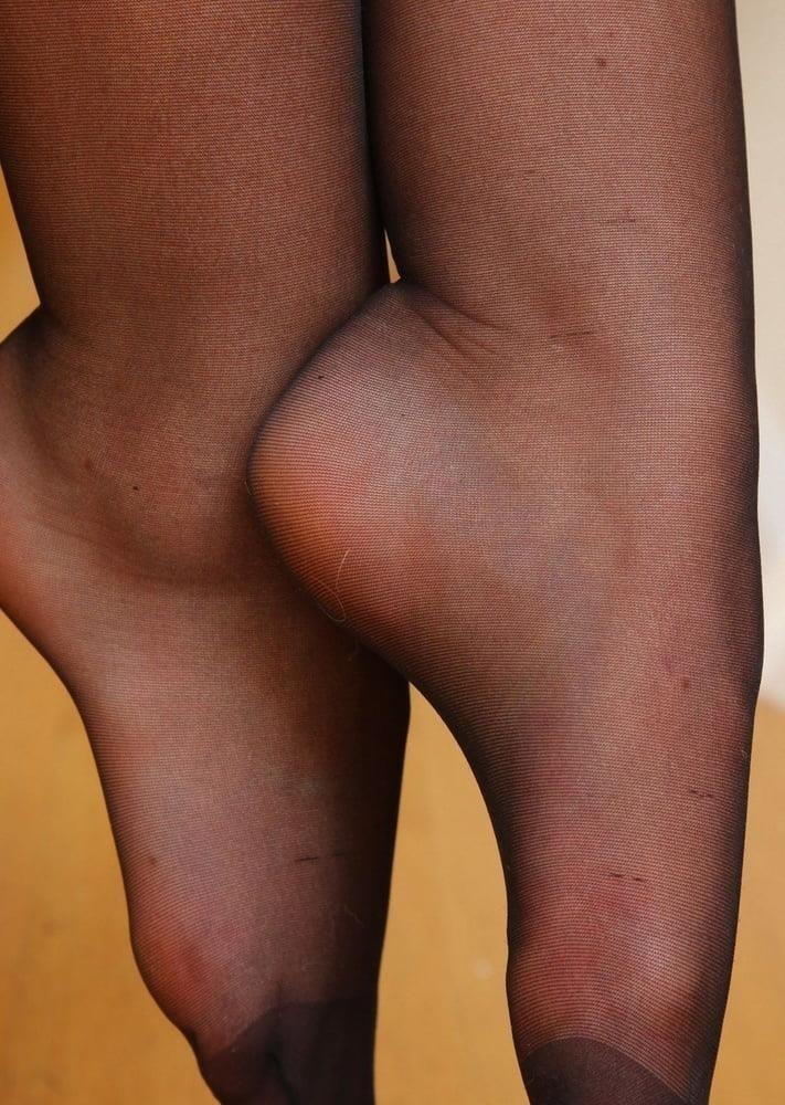 Nylon feet porn hd-2488