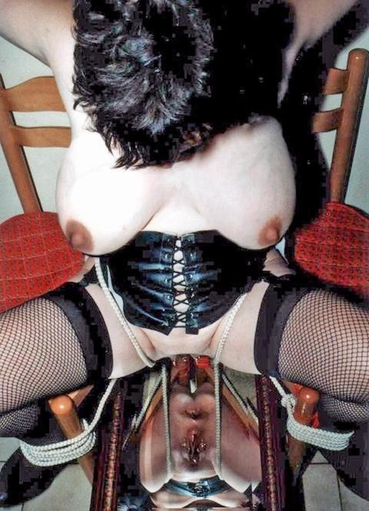 Porn tit bondage-6890