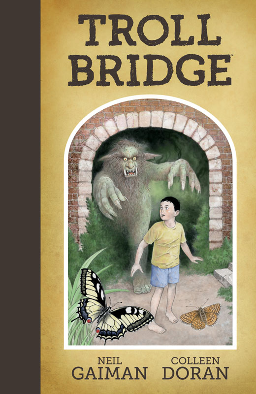 Neil Gaiman's Troll Bridge (2016)