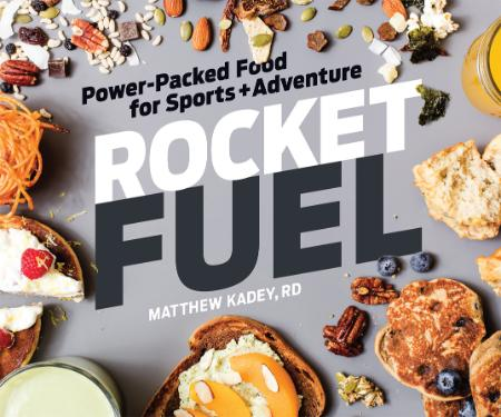 Rocket Fuel Power Packed Food for Sports and Adventure