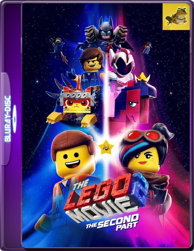 La Gran Aventura Lego 2 (2019) Brrip 1080p (60 FPS) Latino