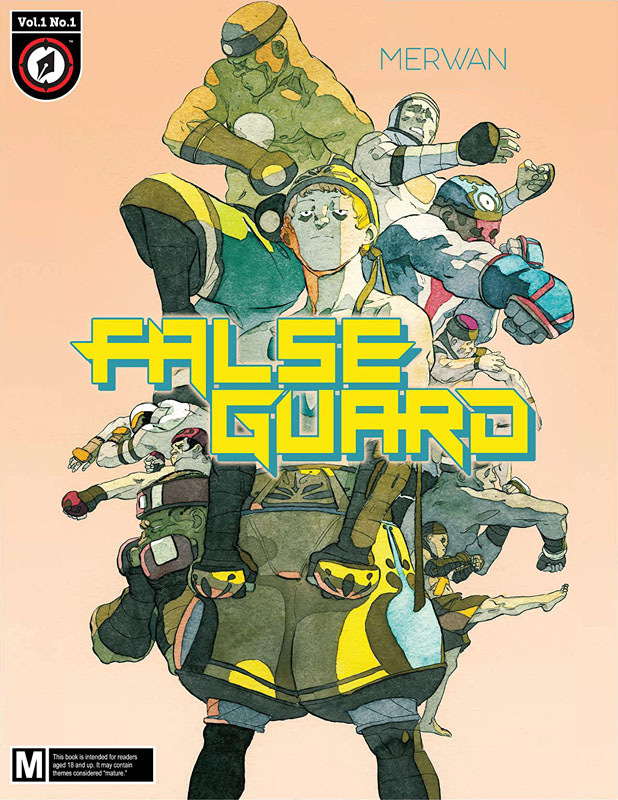 False Guard #1-3 (2021)