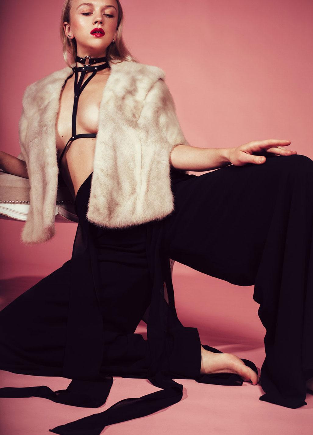 Светлана Легун в рекламной кампании Wicca collection 2016 / фото 11