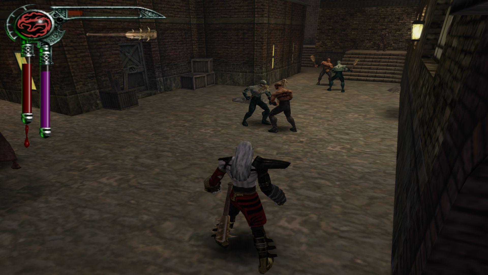 Legacy of Kain: Blood Omen 2 Captura 3