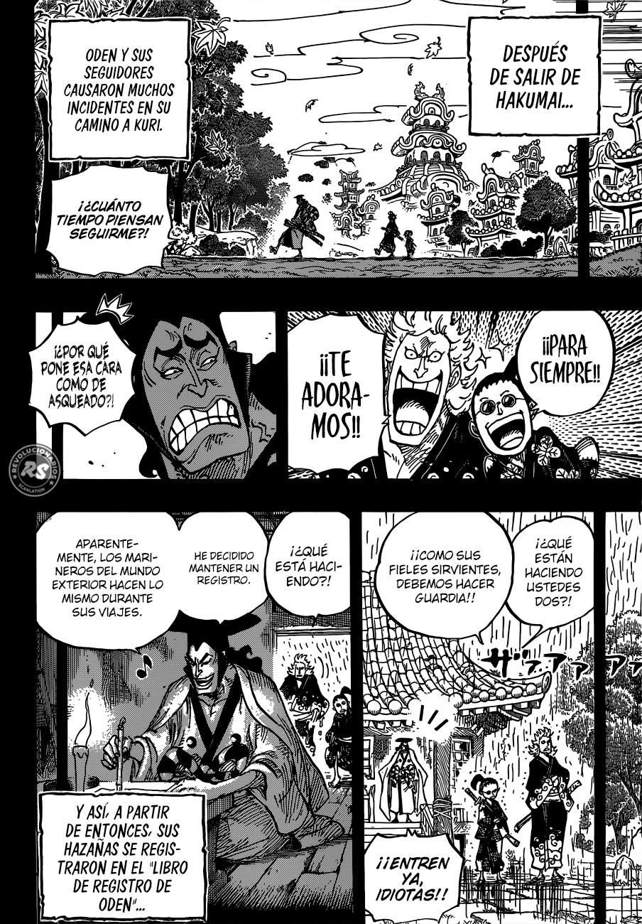 One Piece Manga 962 [Español] [Revolucionarios Scan] F0k7Htwr_o