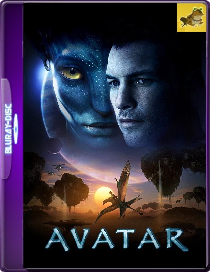 Avatar (2009) Brrip 1080p (60 FPS) Latino / Inglés