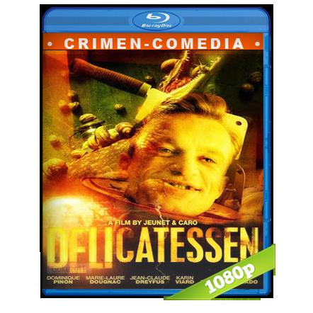 Delicatessen 1080p Cas-Fra[Crimen](1991)