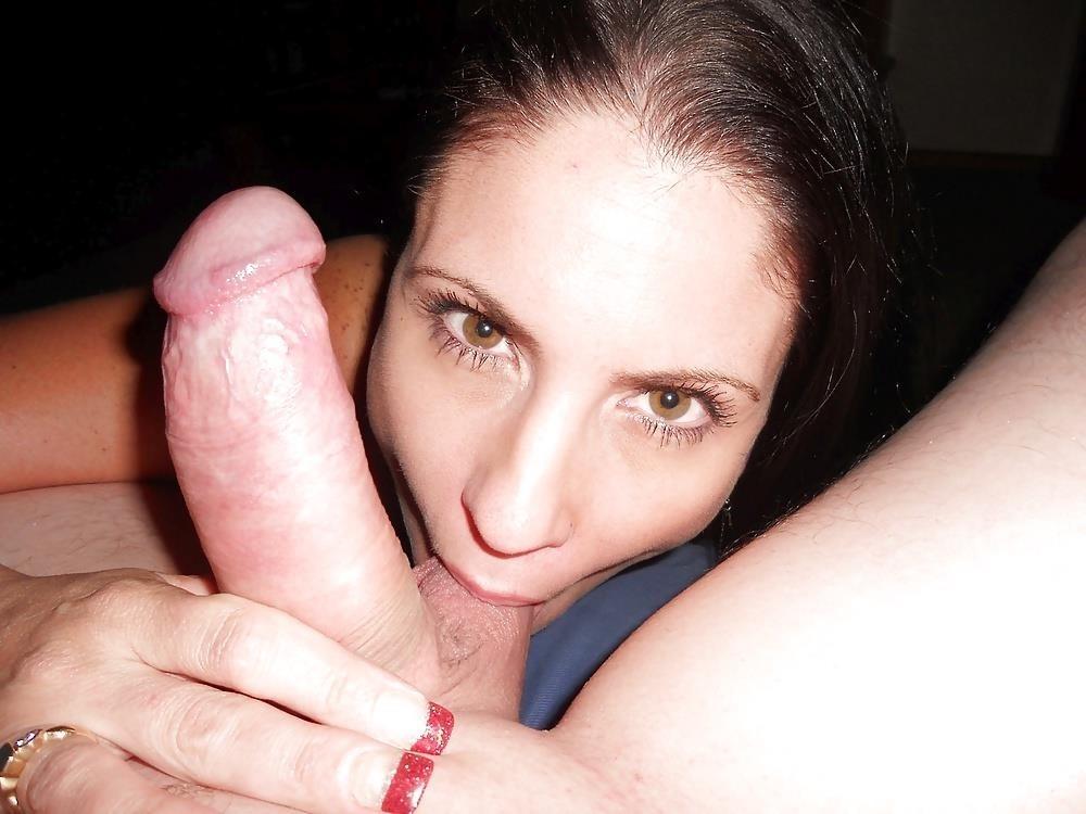 Amateur mature milf blowjob-9724