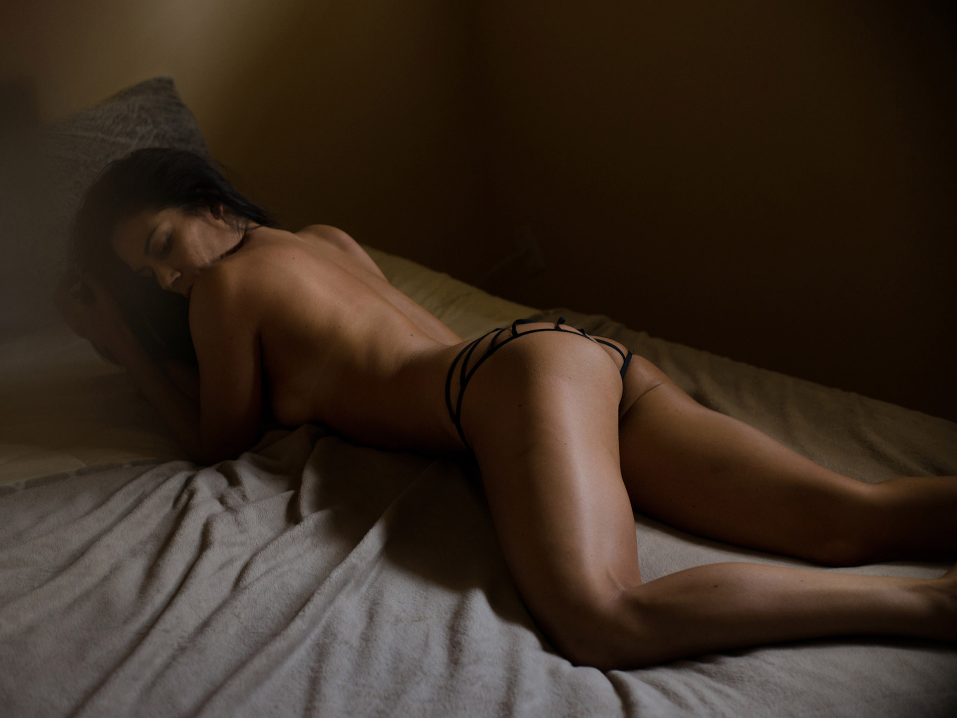 Vivian nude by Mortonovich