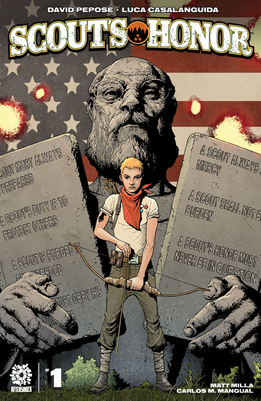 Scout's Honor #1-2 (2021)
