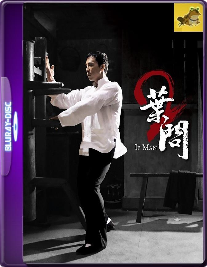 Ip Man 2 (2010) Brrip 1080p (60 FPS) Latino / Chino