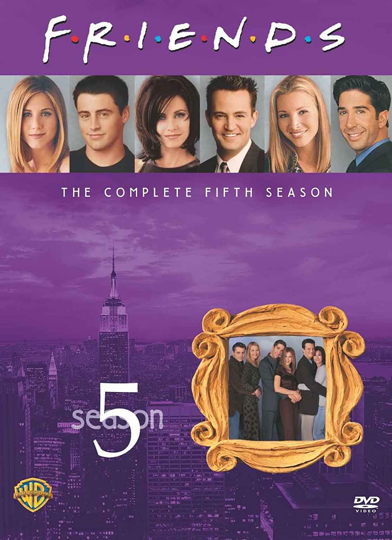 Friends Season5 S05 720p BluRay HEVC