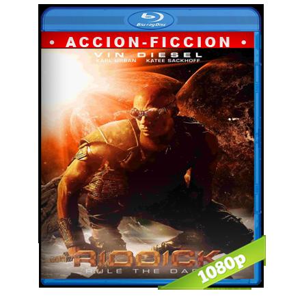 descargar Riddick El Amo De La Oscuridad [m1080p][Trial Lat/Cas/Ing][Ficcion](2013) gratis