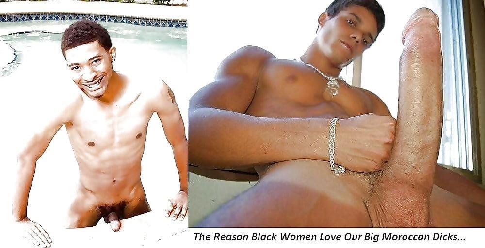 Black men naked penis-8377