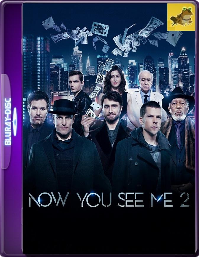 Los Ilusionistas 2 (2016) Brrip 1080p (60 FPS) Latino / Inglés