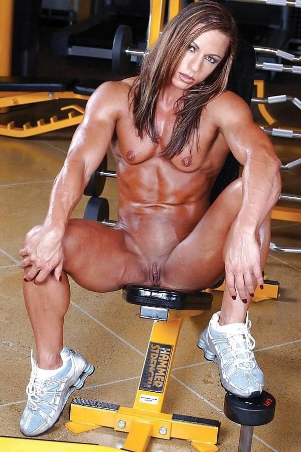 Female bodybuilders with huge clits-7194