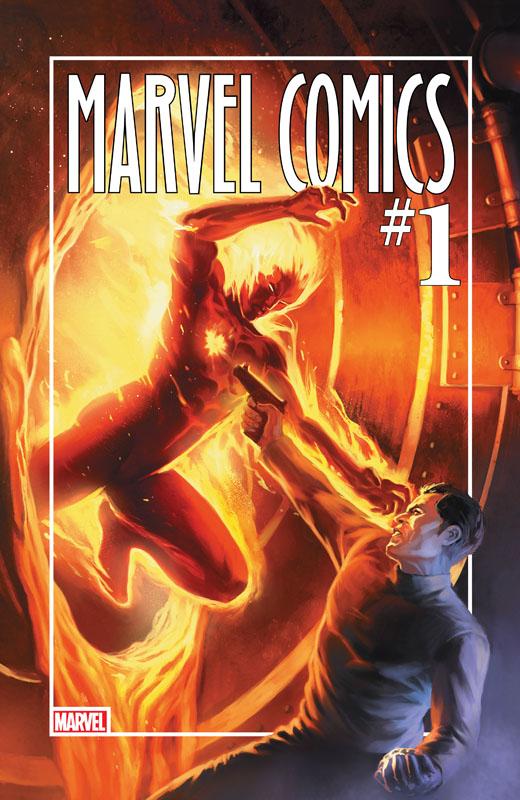 Marvel Comics 001 - 80th Anniversary Edition (2019)