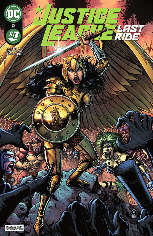 Justice League - Last Ride #1-5 (2021)