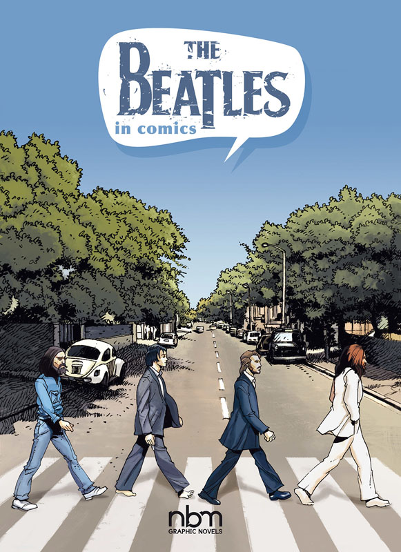 The Beatles in Comics (2018)