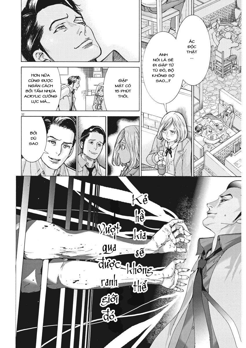 Natsume Arata no Kekkon chap 1 - Trang 35