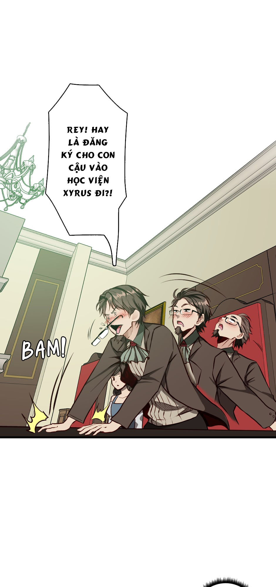 The Beginning After The End chap 32 - Trang 9