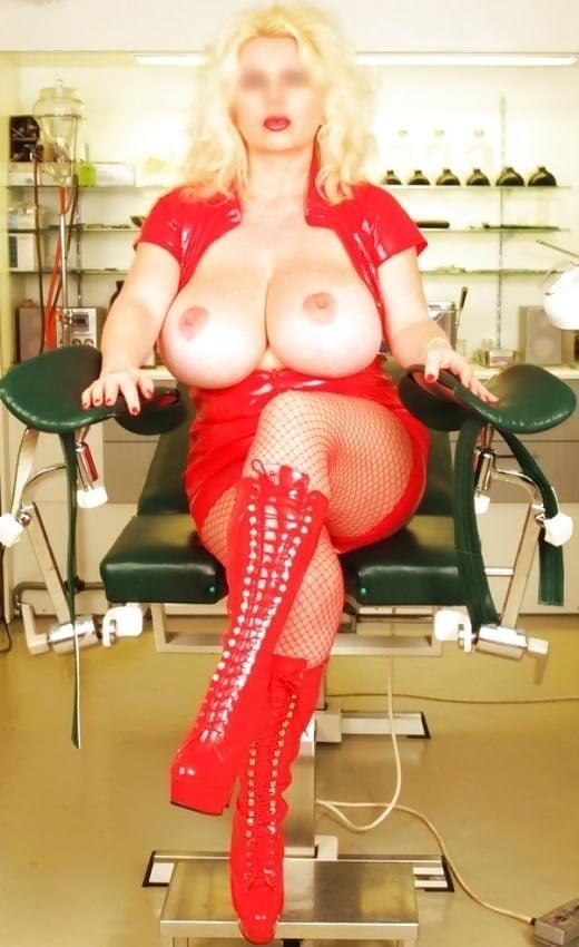 Latex big tits pics-9297