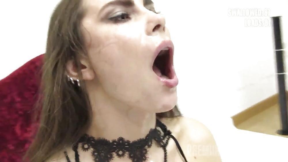Teen bukkake swallow-3482