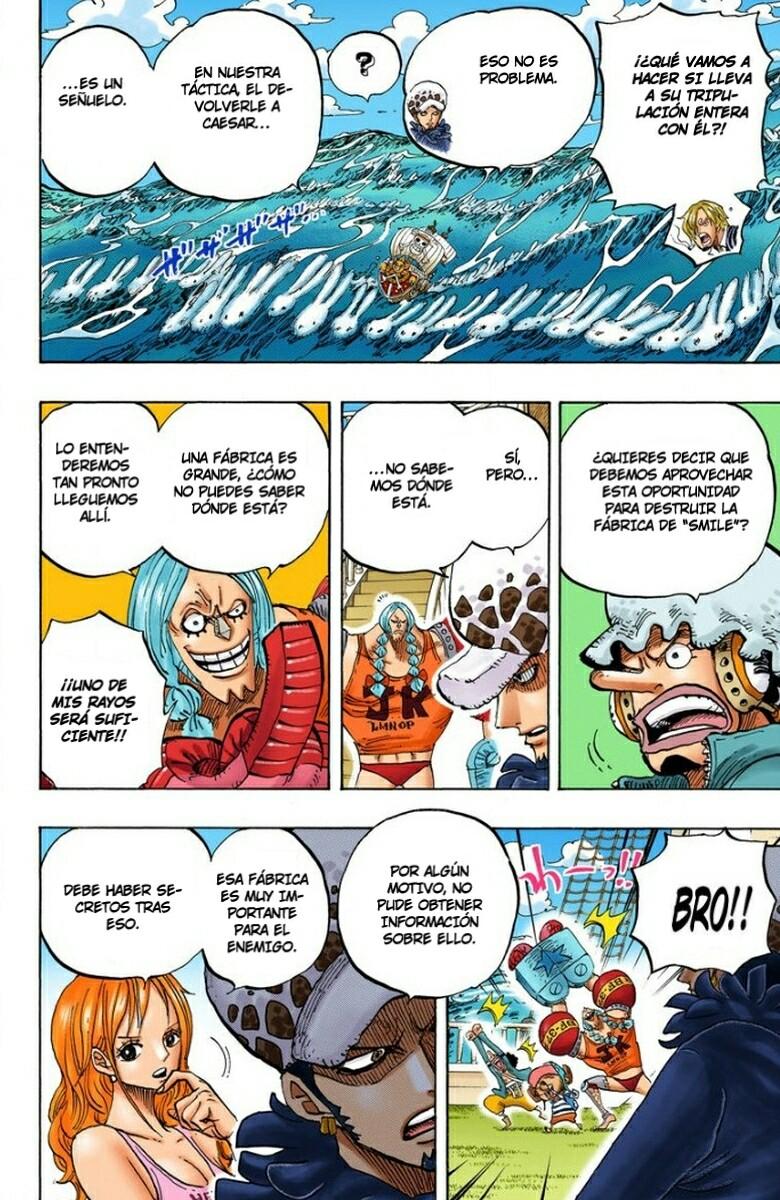 One Piece Manga 700-701 [Full Color] [Dressrosa] Vg2PRlDE_o