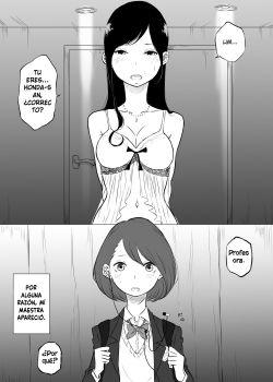 Fui a un burdel Yuri y mi profesora estaba ahi _ Sousaku Yuri