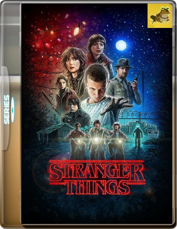 Stranger Things (Temporada 1) (2016) WEB-DL 1080p (60 FPS) Latino / Inglés