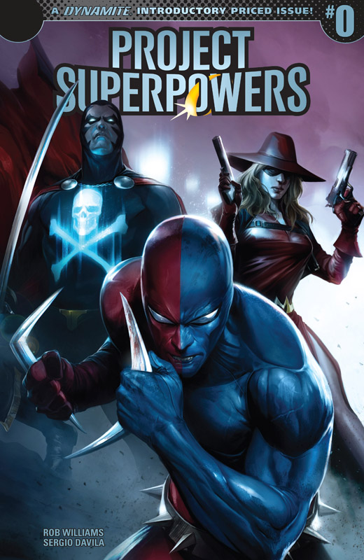 Project Superpowers - Chapter Three #0-6 (2018-2019)