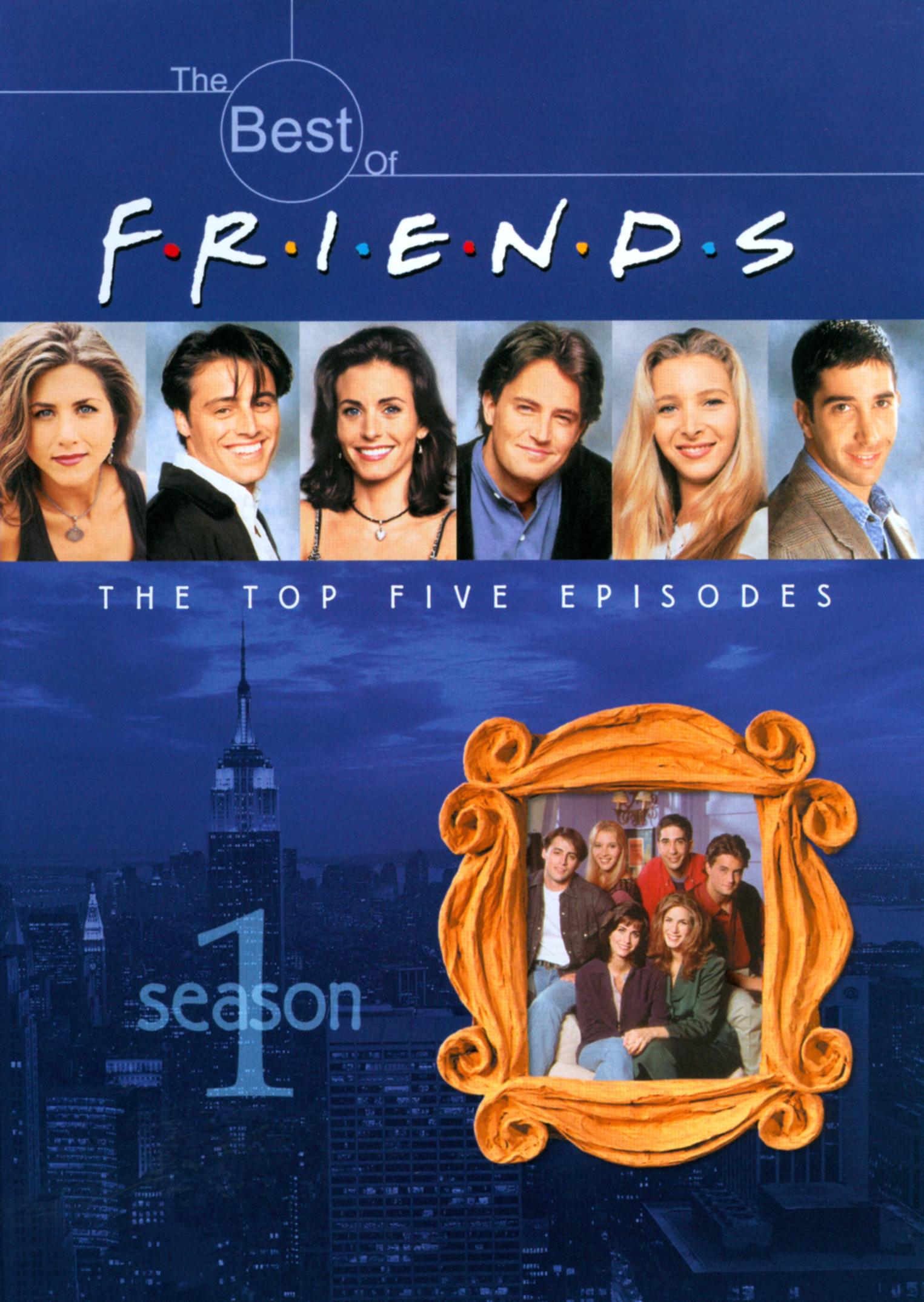 Friends Season1 S01 720p BluRay HEVC