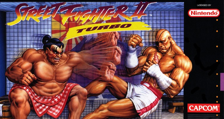 Street Fighter II Turbo – Hyper Fighting (USA) Retro PC Oyunu Oyna