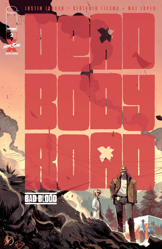 Dead Body Road - Bad Blood #1-6 (2020)