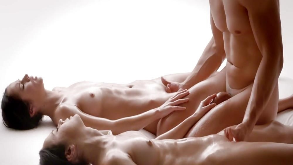 Threesome massage hd-1324